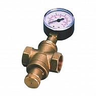 """BUA405 Reduktor ciśnienia, 3/4"""", 15 l/min"""
