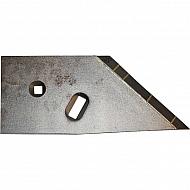 217001402RCN Lemieszyk boczny agregatu, prawy, z węglikiem spiekanym