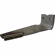 182937CN Ząb brony aktywnej, prawy, z węglikiem spiekanym