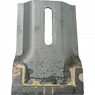 AB060500CN Skrobak wału, z węglikiem spiekanym, 90 mm