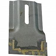 AB3178974CN Skrobak wału, z węglikiem spiekanym, 150 mm