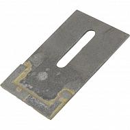 AB29743CN Skrobak wału, z węglikiem spiekanym, 70 mm