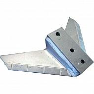 KK301123RCN Podcinacz skrzydełkowy, z węglikiem spiekanym