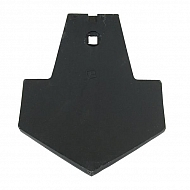 454338KR Dziób lemiesza 210 mm