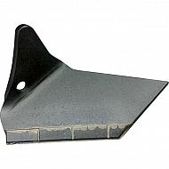 966500310CN Lemieszyk boczny agregatu, prawy, z węglikiem spiekanym, 35 x 100 x 12 mm
