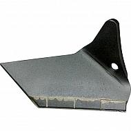 966500210CN Lemieszyk boczny agregatu, lewy, z węglikiem spiekanym