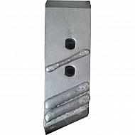 27082802SHCN Nakładka lemiesza, lewa, MP332, z węglikiem spiekanym