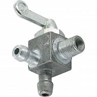7755062 Zawór benzyny M10×1 (2× tul.8mm)