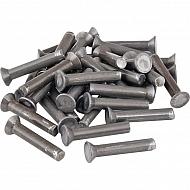 3750602412 Nit stalowy stożkowy, 6,0 x 24 mm (op - 0.5 kg)