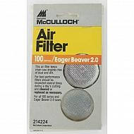 M21422458 Filtr powietrza okrągły