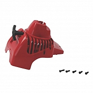 75305083 Obudowa rozrusznika kompletna czerwona