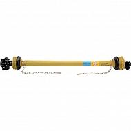 W100E1010K941 Wał przegubowy, ECO 235 Nm SD05, L-1010 mm, sprzęgło cierne K94/1