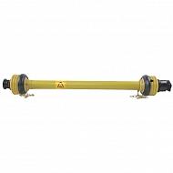 W300E1010F51R Wał przegubowy, ECO 550 Nm SD15, L-1010 mm, sprzęglo jednokierunkowe F5/1R