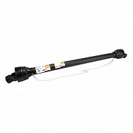 PTO20T710GP Wał przegubowy standard seria 20 Gopart, L-710 mm, 270 Nm