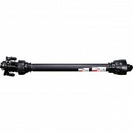 PTO50T1010FCGP Wał Gopart, PTO 50 620 Nm sprzeglo-tarcza cierna, L-1010 mm