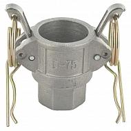 "HCN100DAL025 Camlock D 1"" GW alu"