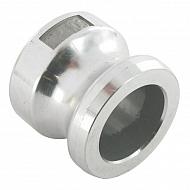 "HCN100HAL025 Zaślepka Camlock typ V aluminium, 1"""