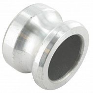 "HCN100HAL038 Zaślepka Camlock typ V aluminium, 1 1/2"""
