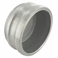 "HCN100HAL102 Zaślepka Camlock typ V aluminium, 4"""