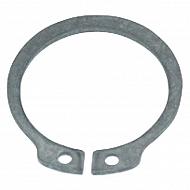 47130RVS Pierścień zabezpieczający zewnętrzny RVS Kramp, 30mm