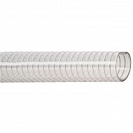 SL35040 Wąż ssawno - tłoczny PCW ze spiralą stalową Kramp, 40 mm