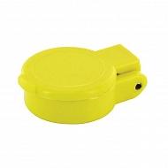SKV9F124 Kapturek chron. od kurzu odchylny żółty