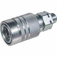 SKPF10L14 Szybkozłącze ISO 10 M14x1,5-8L - gniazdo