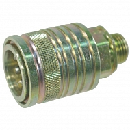 SKPF12L26 Szybkozłącze ISO 12,5 M26x1,5-18L - gniazdo