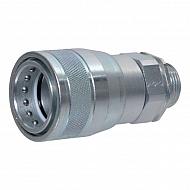 SKPF25L30 Szybkozłącze ISO 25 M30x2-22L - gniazdo