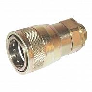 SKPF25S42 Szybkozłącze ISO 25 M42x2-30S - gniazdo