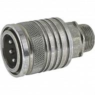 B300HP121L2230 Szybkozłącze ISO 20 M30X2-22L - gniazdo