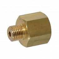 I00080 Adapter redukcyjny, wew./zew.  M10x1 - 1/4 18NPTF