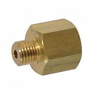 I00081 Adapter redukcyjny, wew./zew.  M10x1 - 1/8 BSP