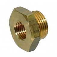 I00087 Adapter redukcyjny, wew./zew. M14x1,5 - 1/2 14NP