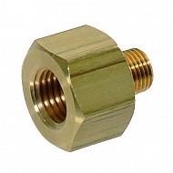 I00093 Adapter redukcyjny, wew./zew. 1/4 18NPTF - M10x1