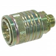 SKPF12L22 Szybkozłącze ISO 12,5 M22x1,5-15L - gniazdo
