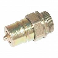SKPM12L22 Szybkozłącze ISO 12,5 M22X1,5-15L - wtyczka