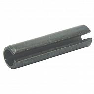 1481855 Kołek sprężysty czarny Kramp, 8x55mm