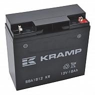 SBA1812KR Akumulator, 12 V, 18 Ah, zamknięty