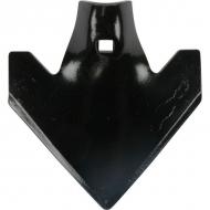 G13640360R Gęsiostopka 150mm trójkątna