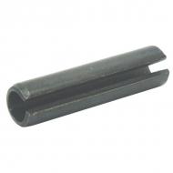 1481436 Kołek sprężysty czarny Kramp, 4x36mm