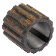 F03151249 Półsprzęgło wału stożkowego pompy
