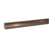 HAC161 Wał chromowany na twardo 16 mm 1 m