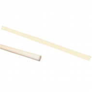 NL3015 Wałek nylonowy, wydrążony, 30 x 15 mm 1 m