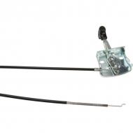 G06780019 Linka cięgnowa gazu z dźwignią