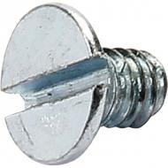 AC639675 Śruba z łb. płaskim M4x6 DIN96