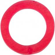 14077 Uszczelka 17x11 czerwona 433