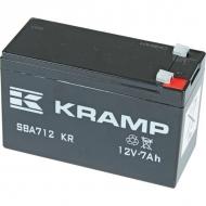 SBA712KR Akumulator, 12 V, 7 Ah, zamknięty