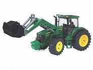 U03051 Traktor John Deere 7930 z ładowaczem