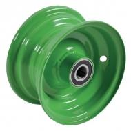 """ET28482 Obręcz koła przednia zielona 6"""""""
